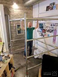 how to build a full size loft bed diy full size loft bed for adults with plans to build your own