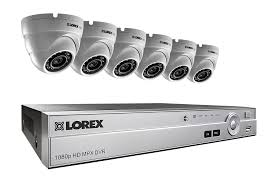 9 camera hd home security system featuring 4 ultra wide angle