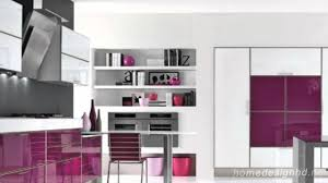 modern kitchen design concept trendy work tops and crispy