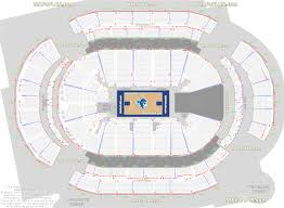 prudential center newark arena seat and row numbers detailed