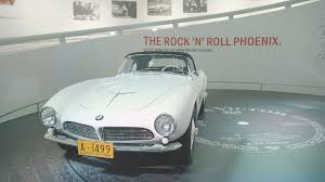 bmw museum the rock u0027n u0027 roll phoenix elvis u0027 bmw 507 at the bmw museum youtube