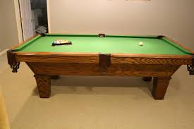 Pool Tables For Sale Used Used 8 U0027 World Of Leisure Pool Table U2013 Chesapeake Billiards