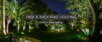 Lighting Landscape Miami Landscape Lighting Led Lighting Installation Designs
