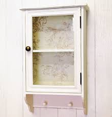 Wall Cabinet Bathroom French Shabby Chic Wall Cabinet