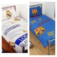 Barcelona Duvet Set Football Duvet Cover Ebay