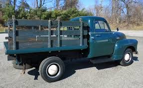 1952 chevrolet 3600 connors motorcar company