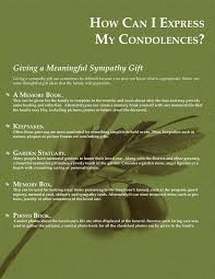 the 25 best unique sympathy gifts ideas on memorial