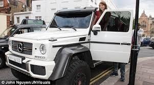 G Wagon 6x6 Interior Land Rover Defender Challenged Kahn Designs U0027 6 Wheel Monster For
