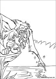lion king coloring pages invigorate coloring picture cool