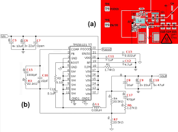 designing a power supply wiring diagram components