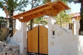 tettoie per porte esterne prezzi tettoie in legno per esterni gallery of free box in legno