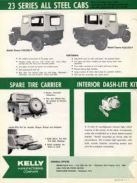 1970 jeep commando interior 1970 kelly manufacturing brochure ewillys