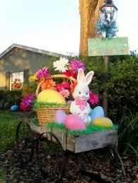 Hobby Lobby Easter Yard Decorations by Yard Art Rabbit Bunny Egg Easter Yard Art Easter Egg Easter