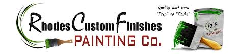 rhodes custom finishes painting company u2013 quality work from prep
