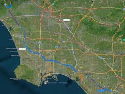 La Traffic Map Zenith Road Trip To Los Angeles To See Zenith Basel World 2017