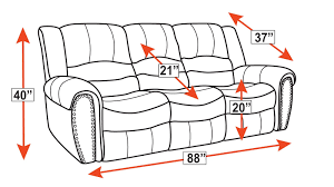 sanderson microfiber power sofa gallery furniture