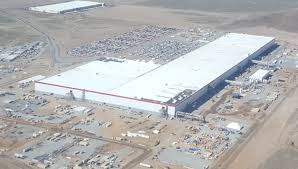 tesla factory tesla can produce 6m cars with 4 to 5 factories suggests musk