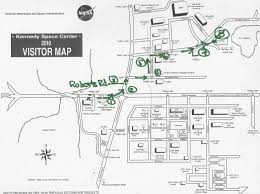 Pcc Map Kennedy Space Center Map Petecrow Nasa