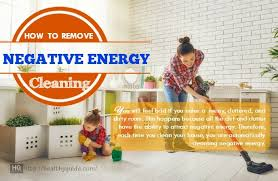14 ways on how to remove negative energy from home and body