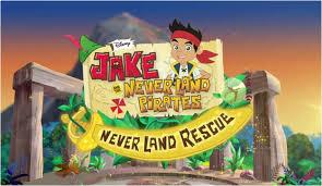 jake land pirates land rescue disney wiki