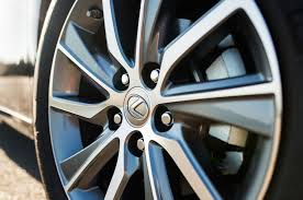 lexus chrome wheels 18 2016 lexus es 350 es 300h updated with new look safety features