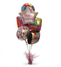 balloon bouquest send birthday balloon bouquet flowers by steen