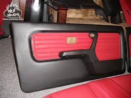 bmw e30 91 vert interior dye matte black u0026 matte imola red