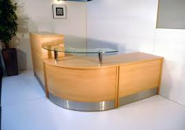 White Curved Reception Desk White Curved Reception Desk Lovely Setting For Curved Reception
