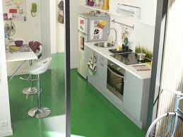 cuisine equipee design cuisine surface id es de design maison et id es de meubles