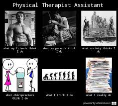 Physical Therapy Memes - physical therapist assistant meme