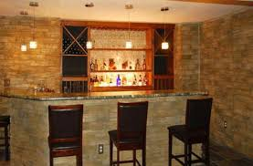 modern chic home decor bar appealing furniture interior kitchen home bar top ideas