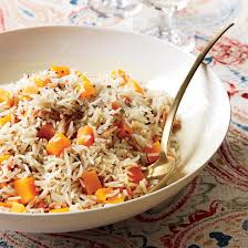 thanksgiving rice pilaf recipes food wine
