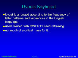 keyboard layout letter frequency course overview introduction understanding users and their tasks
