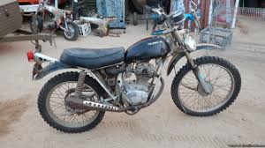 honda sl 125 motorcycles for sale