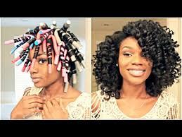 flexi rod stretch long 4b c hair natural hair flexi rod set for big hydrated curls using entwine