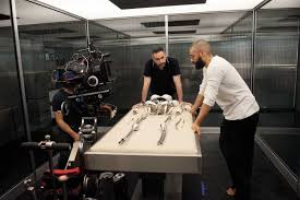 director alex garland probes the limits of artificial intelligence