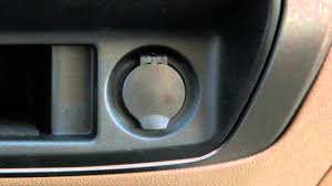 2015 nissan armada power outlets youtube