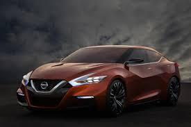 nissan maxima 2015 nissan sport sedan concept previews the future 2015 maxima