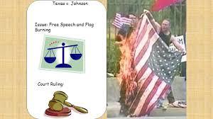 Flag Burning Supreme Court Supreme Court Cases Ppt Download