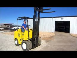 1965 towmotor 502p650283 forklift for sale sold at auction april