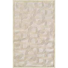 Modern Silk Rugs Modern Wool And Silk Area Rug Rug Shop And More