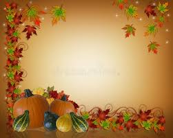 thanksgiving fall autumn background stock illustration image