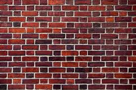 photo collection red brick look wallpaper