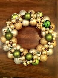 gratefully gorjus ballin diy ornament wreath