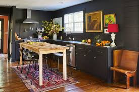 kitchen wall colors with black cabinets 7 paint colors we re loving for kitchen cabinets in 2021