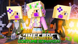 Mine Craft Halloween Costumes by Minecraft Advenutre Baby Angel U0027s Halloween Costume Bonanza Youtube