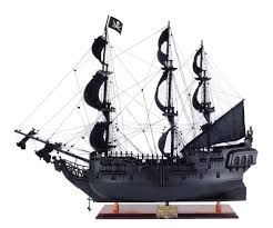 Pirate Flags For Sale Amazon Com Old Modern Handicrafts Pearl Pirate Ship Collectible