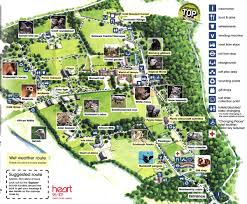 National Zoo Map Rebecca Sutherland Marwell Zoo Animals And Map
