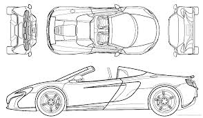 mclaren drawing the blueprints com blueprints u003e cars u003e mclaren u003e mclaren 650s