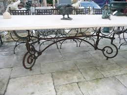 wrought iron pedestal table base amazing the 25 best wrought iron table legs ideas on pinterest diy